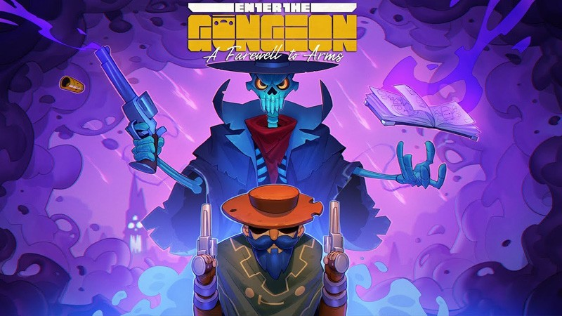 Enter The Gungeon Está Grátis na Epic Games