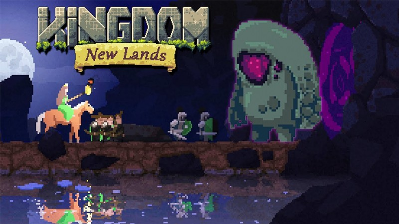 Kingdom New Lands grátis na Epic Games