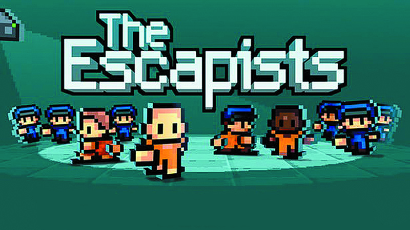 The Escapists está gratuito na Epic Games