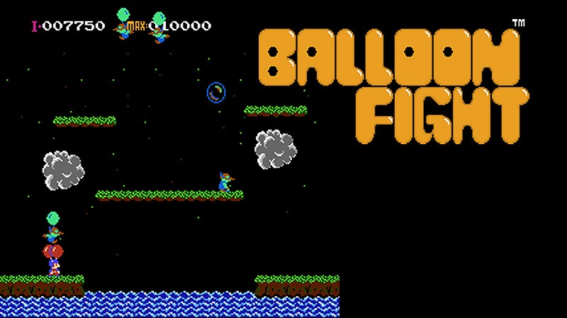Balloon Fight / Nintendo