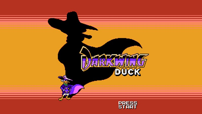 Darkwing Duck / Capcom (Trans-Center)