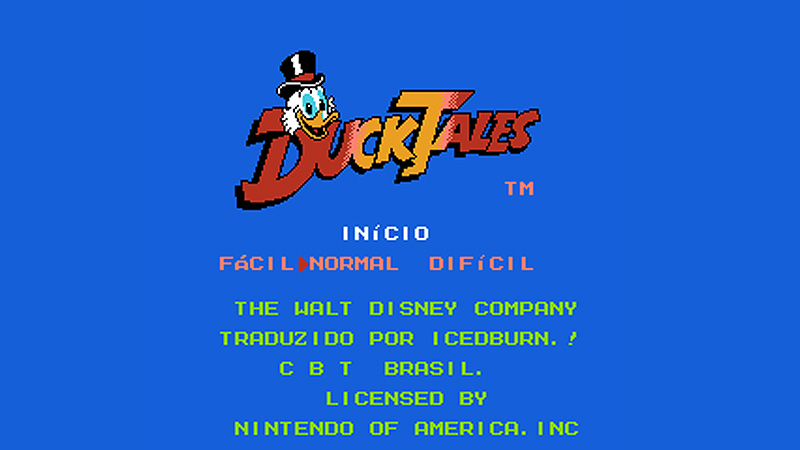Duck Tales (CBT)