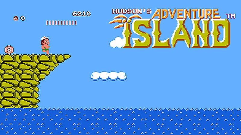 Hudson's Adventure Island / Hudson Soft (BR Games)